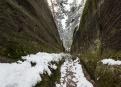 Stříbrný vrch a Vlhošť