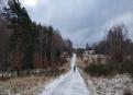 Na Židlov, krajem lesů, luk a zubrů