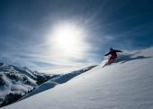 lyžování v oblasti Schladming-Dachstein